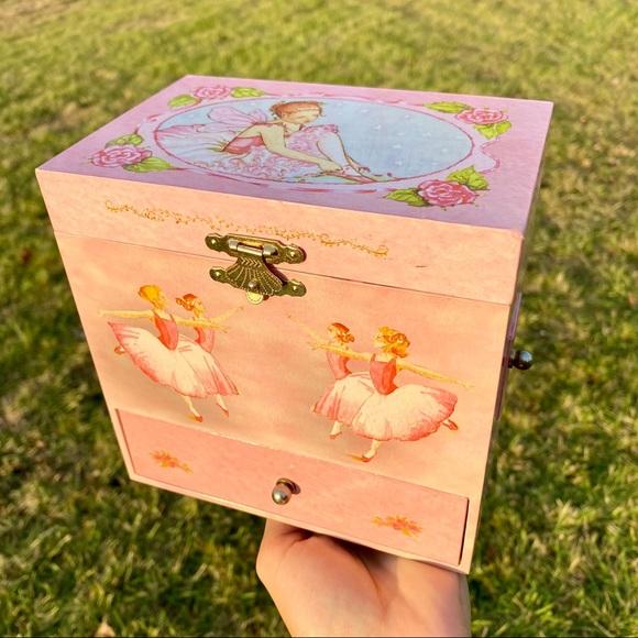 Ballerina 🩰 Jewelry Music 🎶 Box